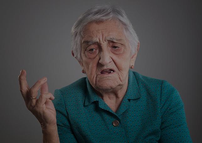 Risque de dénutrition chez la personne âgée